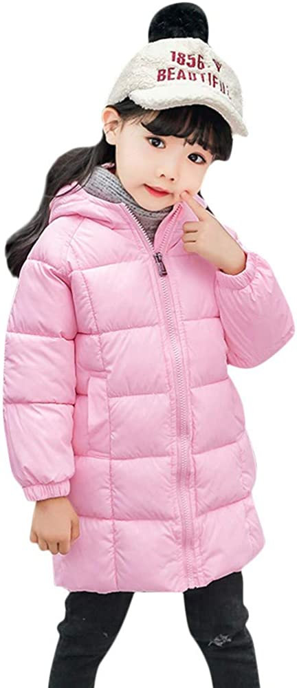 scaling Children Clothes/♥ Kids Baby Girl Boys Winter Hooded Coat Cloak Jacket Thick Warm Outerwear Clothes