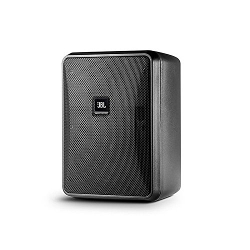 JBL Professional Compact 8-Ohm Indoor/Outdoor Background/Foreground Speaker, Black (Sold as Pair) (Control 25-1L) (Jbl Control One Woofer)