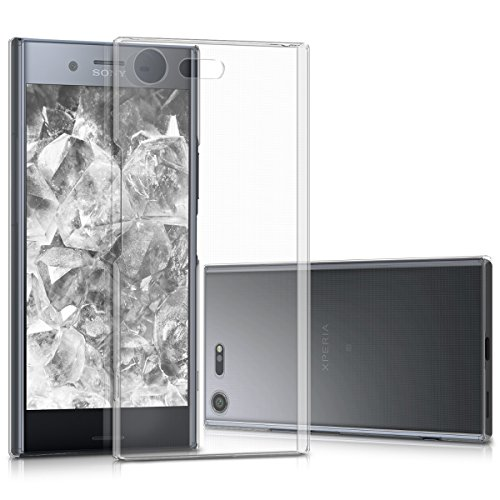 Hard Crystal Premium (kwmobile Crystal Case for Sony Xperia XZ Premium - Hard Durable Transparent Protective Cover - Transparent)