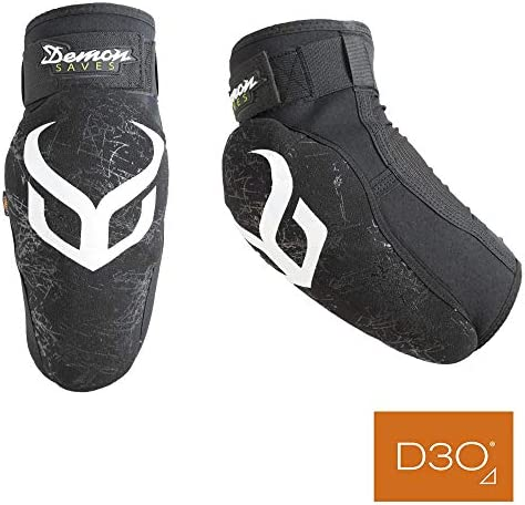 Demon United Hyper X D3O 肘パッド マウンテンバイク 肘パッド D30インパクト技術