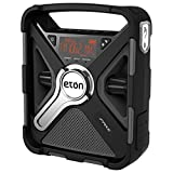 Eton FRX5 Hand Crank Emergency Weather Radio with SAME, NFRX5SWXBG