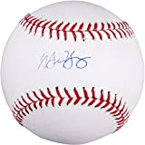 Michael Young Texas Rangers Autographed Baseball - Fanatics Authentic Certified - Autographed Baseballs