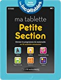 Incollables - Ma tablette petite section