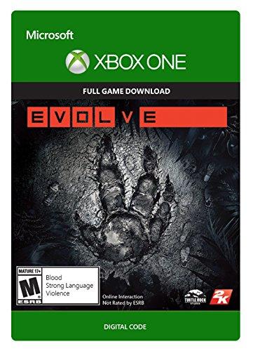 evolve xbox one digital code - 4