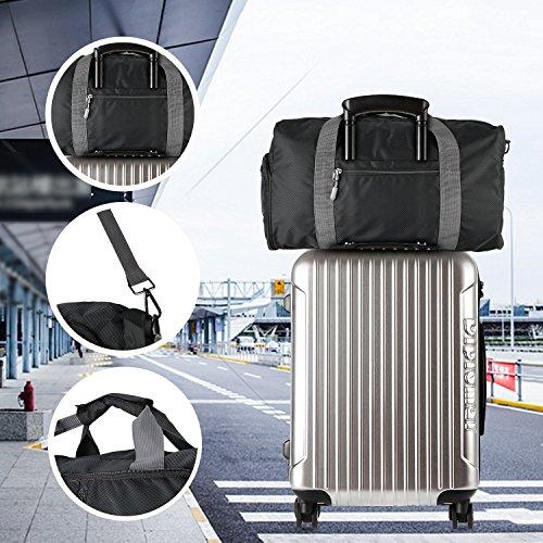 ... Lightweight Storage Carry Duffle Tote Bag for Luggage Gym Sports –  Black. (27 đánh giá). Sản phẩm từ. keyboard arrow upkeyboard arrow down b8b8a64991343