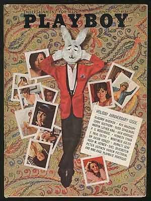 Playboy Magazine, January, 1965