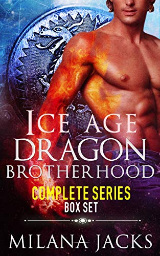 Ice Age Dragon Brotherhood Complete Boxed Set: Dystopian Romance