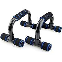 Voarge Push-upgrepen, set van 2 push-upgrepen met antislip, professionele push-up-bars, voor spieroptrek- en…