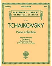 Tchaikovsky Piano Collection: Schirmer Library of Classics Volume 2116