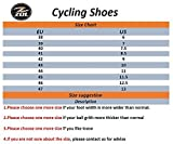 Zol White MTB Indoor Cycling Shoes 40