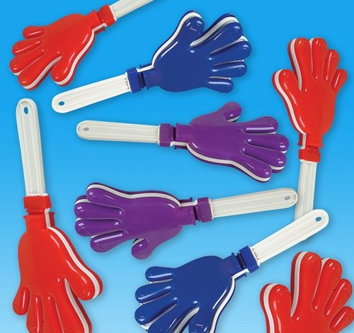 15'' CLAPPING HAND, Case of 72