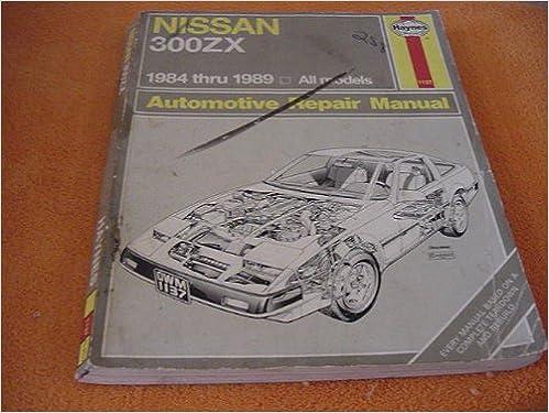 nissan 300zx manual
