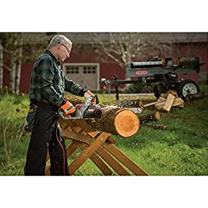 Oregon® Corded-Electric Chainsaw