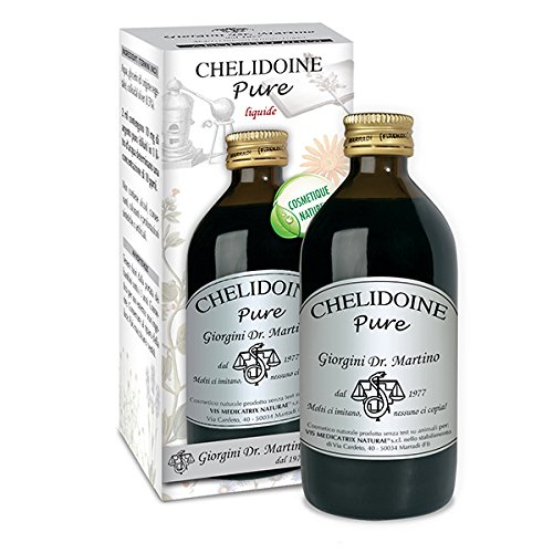 PURE CHELIDONIUM 200 ml by Dr Giorgini