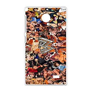 RHGGB Bustling man Cell Phone Case for Nokia Lumia X