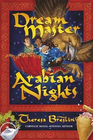 book cover of Arabian Nights