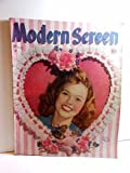 Modern Screen Magazine: February, 1946, Shirley Temple on Cover Articles: Hobo Hamlet Dane Clark, Louella Parsons, Lana Turner the POSTMAN ALWAYS RINGS TWICE