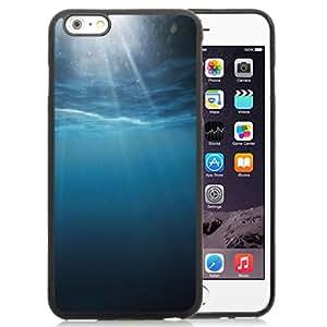 Beautiful Custom Designed iPhone 6 Plus 5.5 Inch Phone Case For Sea Water Under The Sun Light Phone Case Cover