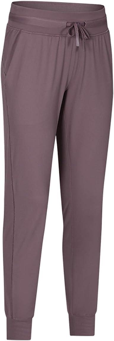 TXXT Yoga Hose Damen-Kordelzug-Taille-Training Yoga-Hosen