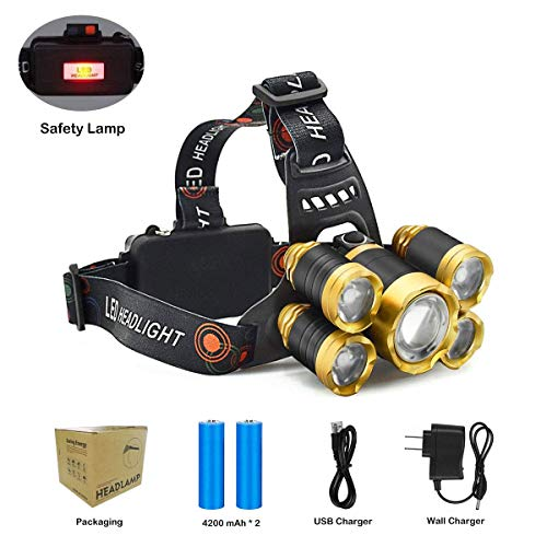 8000 lumen flashlight - 9
