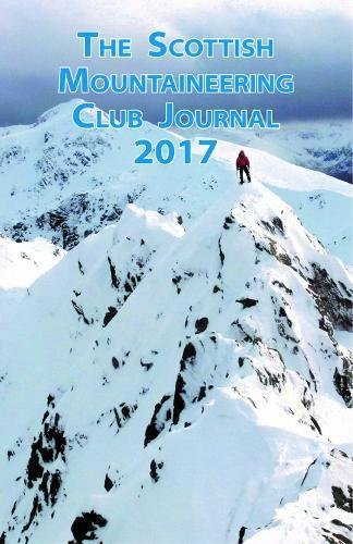 The Scottish Mountaineering Club Journal 2017