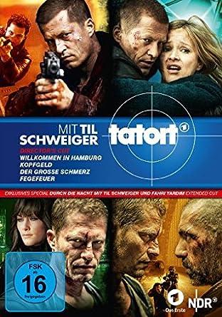 Tatort Mit Til Schweiger Director S Cut 4 Discs Amazon De