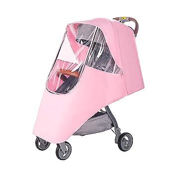 Amazon.com: Funda impermeable para cochecito de bebé con ...