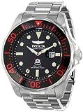 Invicta Men's INVICTA-14652 Pro Diver Analog Display Swiss Quartz Silver Watch