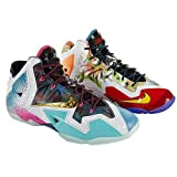 Nike Mens Lebron XI Premium What The Lebron
