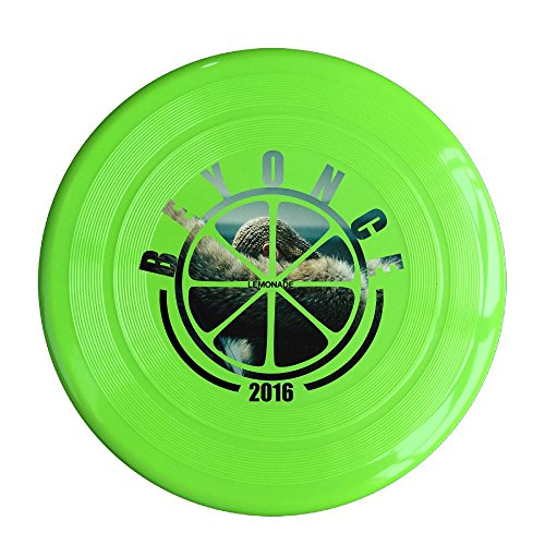 YQUE56 Unisex Lemonade Poster Outdoor Game Frisbee Ultra Star KellyGreen (Pretty Lights Grinder compare prices)
