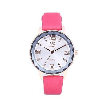 POJIETT Relojes para Mujer Marca Reloj Pulsera Mujer Analógico ...
