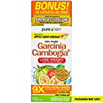 Health Shopping Garcinia Cambogia Weight Loss Pills for Women & Men | Purely