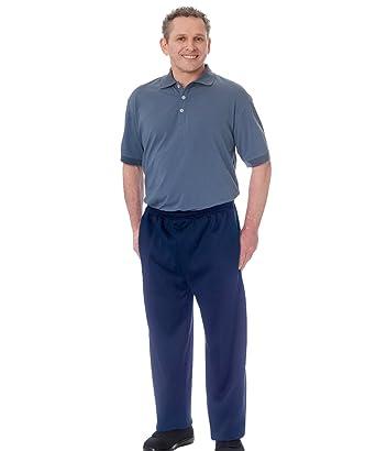 0abc80a3e9ee Amazon.com  Mens Alzheimers Clothing - Alzheimer Anti-Strip Jumpsuit ...