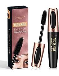 AsaVea, 4D Silk FIber Lash Mascara
