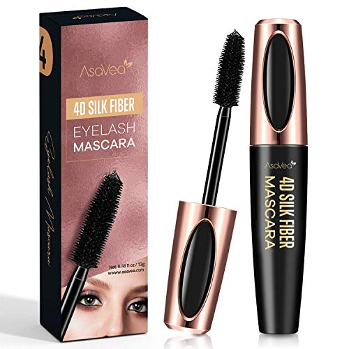AsaVea, 4D Silk FIber Lash Mascara (Best Mascara For Long Lashes)