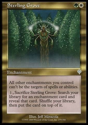 Magic: the Gathering - Sterling Grove - Invasion - Foil