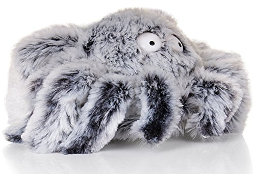 Cute Ladies, Womens, Girls Novelty 3D Animal Slippers Various Styles, Sizes 3-8 Simon Spider