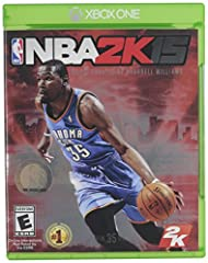 Nominated for 70 'Game of the Year' Awards, the NBA 2K franchise returns with NBA 2K15, our most true-to-life NBA experience yet. Featuring NBA MVP Kevin Durant on the cover and an eclectic soundtrack curated by internationally-renowned artis...