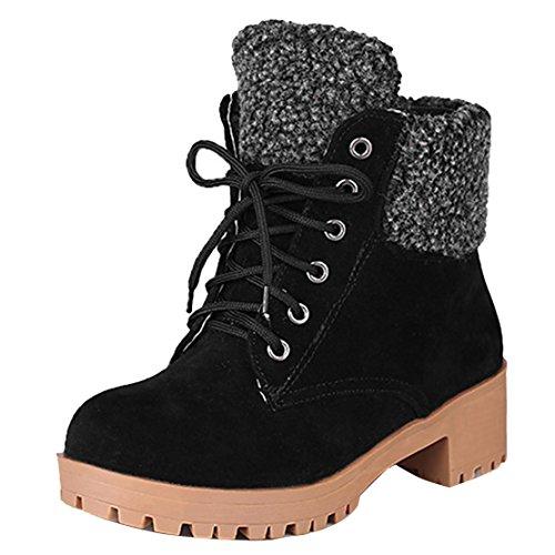 Women's Women's Classic AIYOUMEI Classic AIYOUMEI Black Boot Boot AIYOUMEI AIYOUMEI Boot Black Women's Women's Black Classic wxzxpqtCA