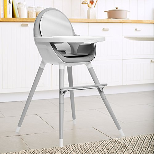 Skip Hop Tuo Convertible High Chair, Clouds by Skip Hop (Image #10)