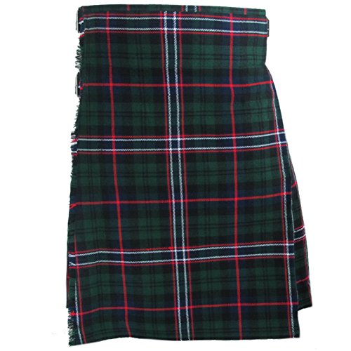 4 National Uomo Tartanista Scottish Scozzese 6m Di 284g Da Vasta Kilt Scelta Qualità wwYZpAO