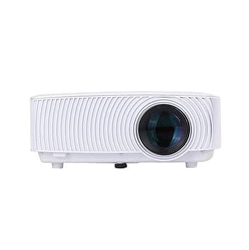 Proyector Mini proyector LED portátil, Cine en casa HD 1080P ...