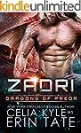 Zadri (Scifi Alien Weredragon Romance...
