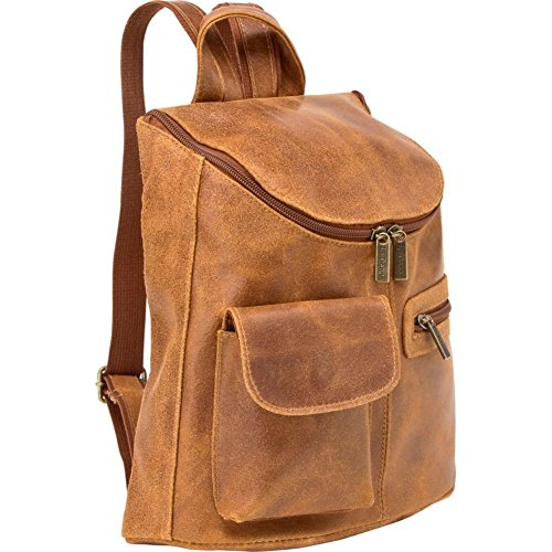 le-donne-leather-distressed-womens-backpack-tan