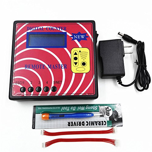 Digital Counter Remote Master 7 Generation Frequency Display, Key Copier Remote Control Copy ,Regenerate RF Copy Auto Car Tool Digital Copier Models