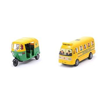 Buy Centy Toys Cng Auto Rickshaw Color May Vary Centy Toys