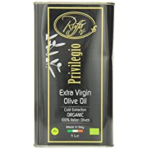 Ruffa Organic Olive Oil (Tin), 1 Kilogram