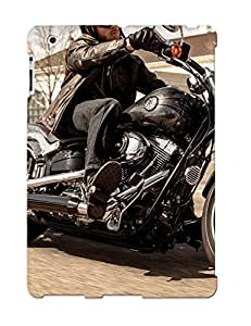 2014 Harley Davidson Fxsb Breakout Case Compatible With Ipad 2/3/4/ Hot Protection Case(best Gift Choice For Lovers)