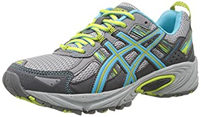 ASICS GEL VENTURE 6 RUNNING TRAIL SNEAKERS DONNA WOMAN GIRL SCARPE WALKING