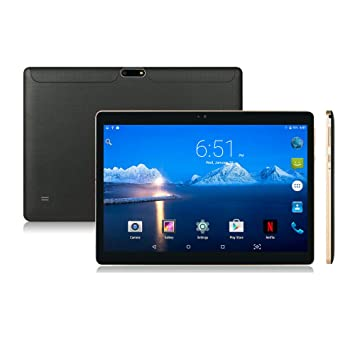Amazon.com: Android Tablet 10 inch with Sim Card Slot ...